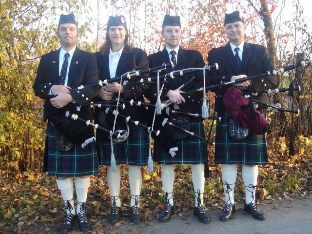 Glen Regnitz Pipe Band 1108 051