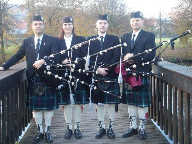 Glen Regnitz Pipe Band 1108 070