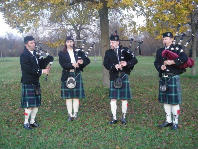 Glen Regnitz Pipe Band 1108 094